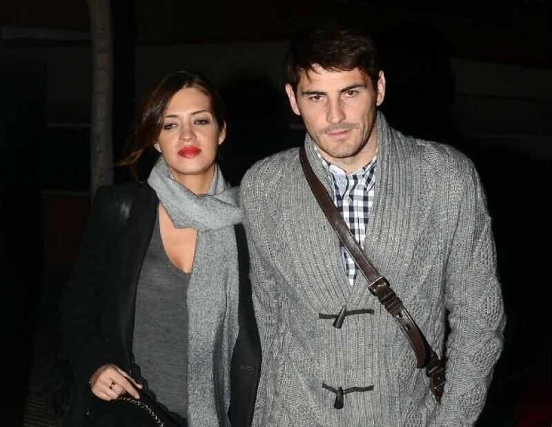 El futbolista y su pareja han dejado de lado sus compromisos profesionales para centrarse en la llegada de su primogénito.