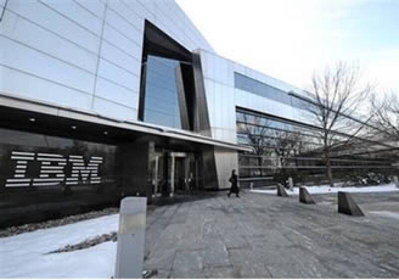 T3 Technologies presentó una queja contra IBM en enero. (Foto: AP)