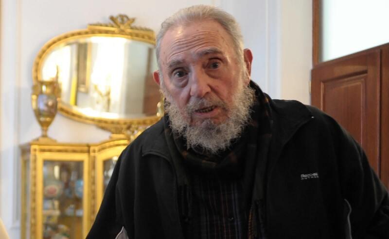 Fidel Castro dijo que el dólar y el euro serán papel mojado. (Foto: Getty Images)