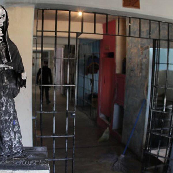 Los presos tenían figuras representanto a este personaje