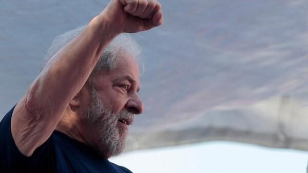 Lula felicita a López Obrador
