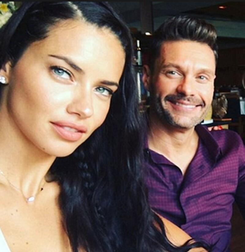Los dos amigos aparecieron esta semana en un popular restaurante de Nueva York demostrando la misma buena sintonía de la que ya hicieran gala durante sus anteriores encuentros en Brasil.