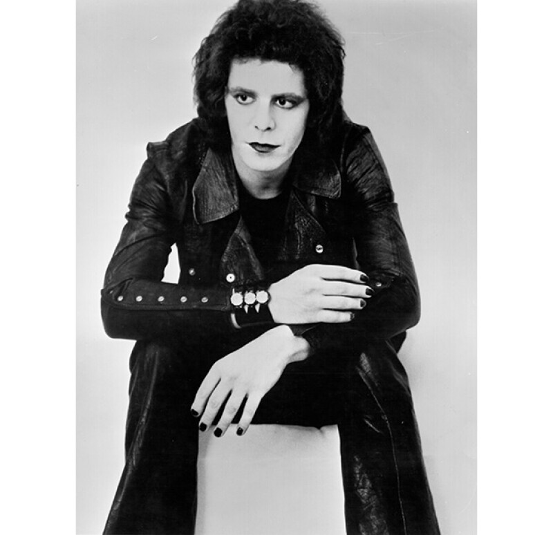 Lou Reed es considerado como uno de los rockeros más influyentes y precursores del `Glam Rock´.