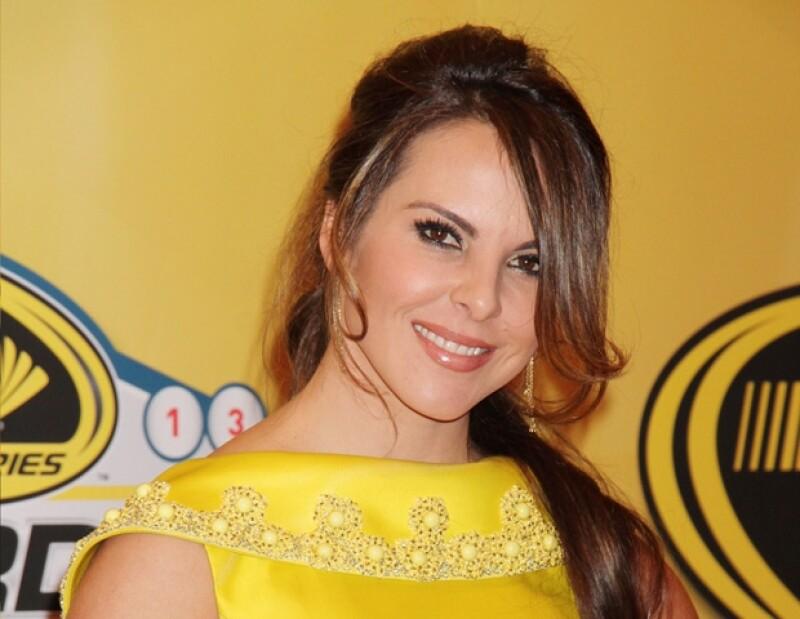 Kate del Castillo tiene una gran base de seguidores en Estados Unidos.