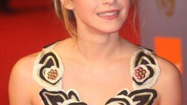 La actriz logró ser aceptada en dos de las más prestigiosas universidades del mundo.