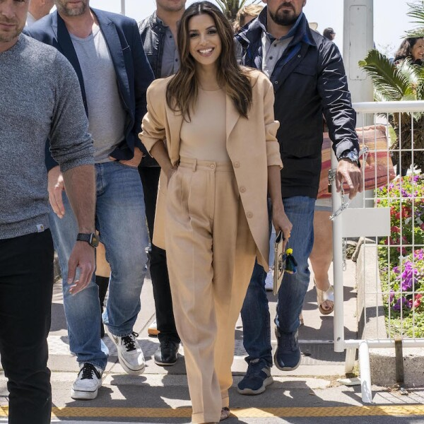 Celebrity Sightings At The 72nd Annual Cannes Film Festival - Day 3