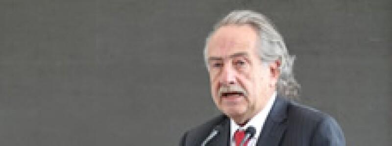 En 2012, Decio de María fue designado presidente de la Liga MX. (Foto: Cuartoscuro )