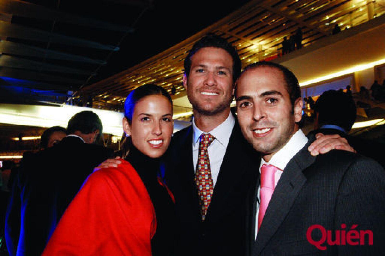 Lucia Senderos, Diego Sánchez Navarro, Jerónimo de Iturbe