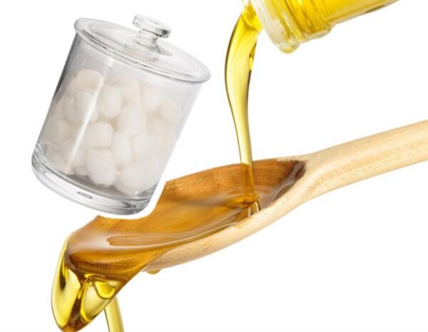 Asegúrate que el aceite de castor sea natural para notar resultados.