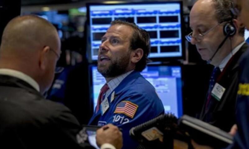 El Dow Jones bajaba 0.07% en la Bolsa de Nueva York. (Foto: Reuters)