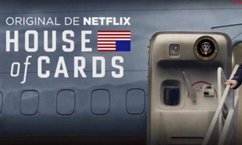 La tercera temporada de House of Cards se estrenará el 27 de septiembre. (Foto: Cortesía Netflix)