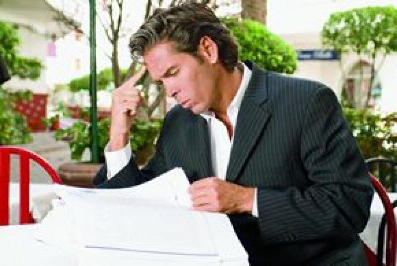 Roberto estudia leyes y su abogado es El príncipe del amparo.