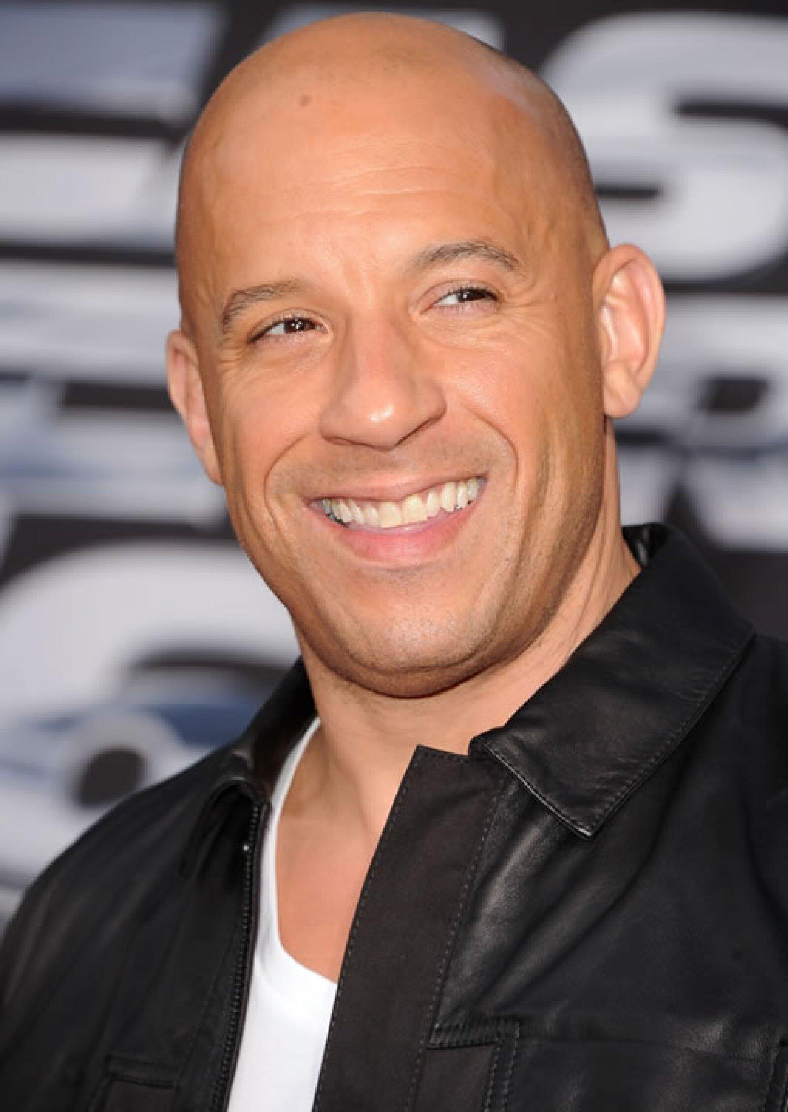 """Vin Diesel ha conquistado corazones como el de Mariah Carey. Hoy, continúa apareciendo en las películas de """"Rápido y furioso""""."""