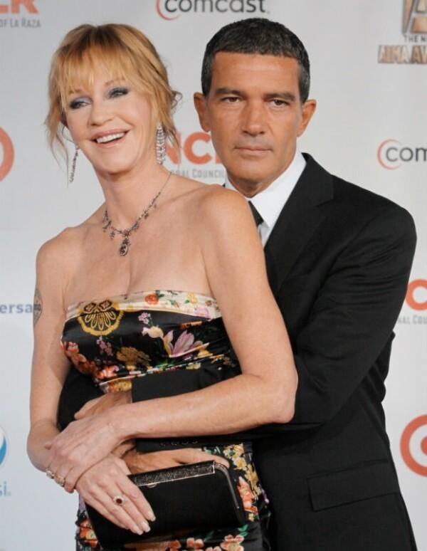 Antonio y Melanie eran de esas parejas que parecían ser eternas.