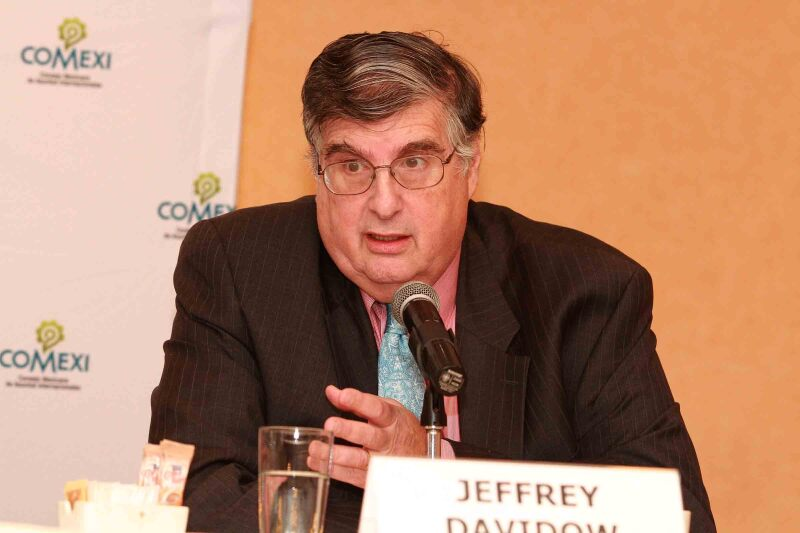 Jeffrey Davidow