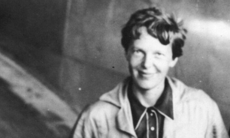 Amelia Earhart fue la primera mujer en atravesar sola el Atlántico en 1932. (Foto: Getty Images/ Archivo)