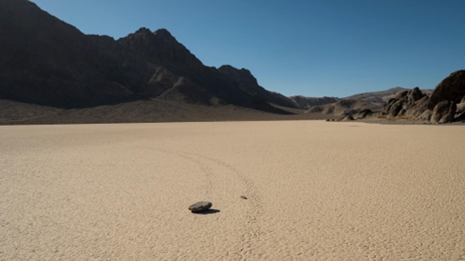 piedras ordinarias Parque Nacional Death Valley