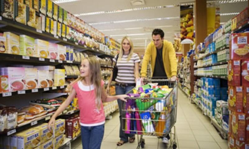 Las ventas crecieron 1.3% en abril pasado, respecto al mismo mes de 2011. (Foto: Thinkstock)