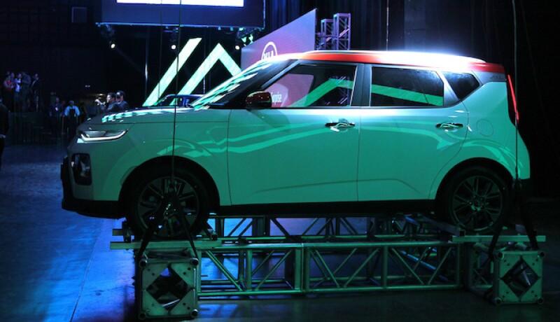 Soul 2020 de KIA Motors