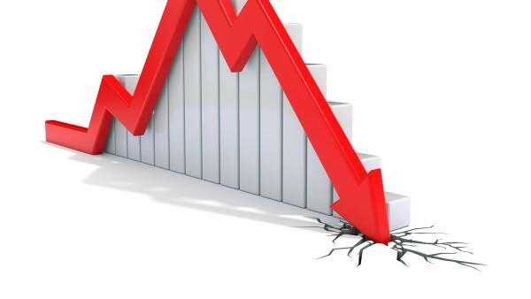 caída economía