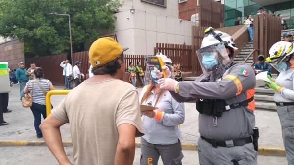Brigadas en Nuevo León