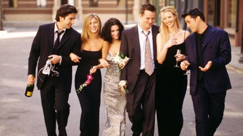 El elenco de Friends se reunirá a finales de febrero en un especial de dos horas.
