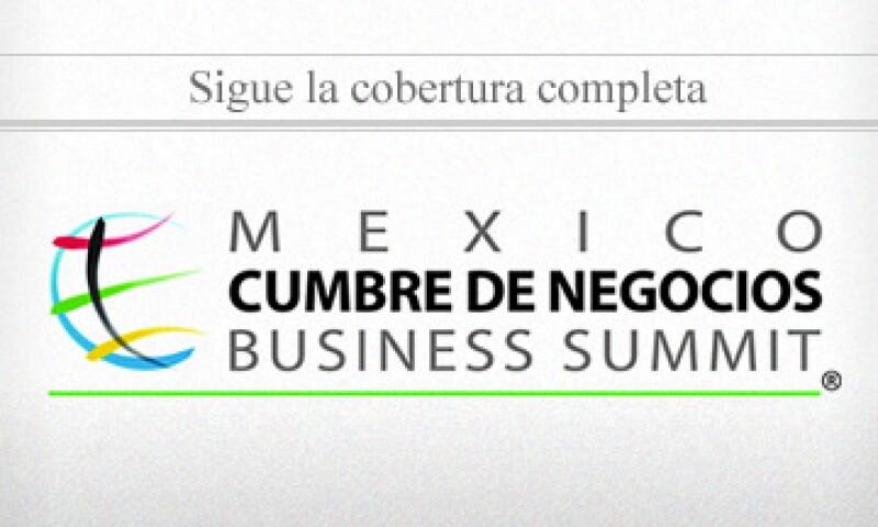 Líderes empresariales y políticos de México se reúnen desde este domingo en la novena edición del evento México Cumbre de Negocios. (Foto: Especial)