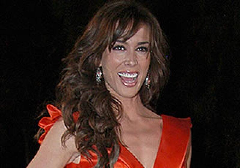 La tapatía Jacqueline Bracamontes protagonizó la serie en México. (Foto: Notimex)