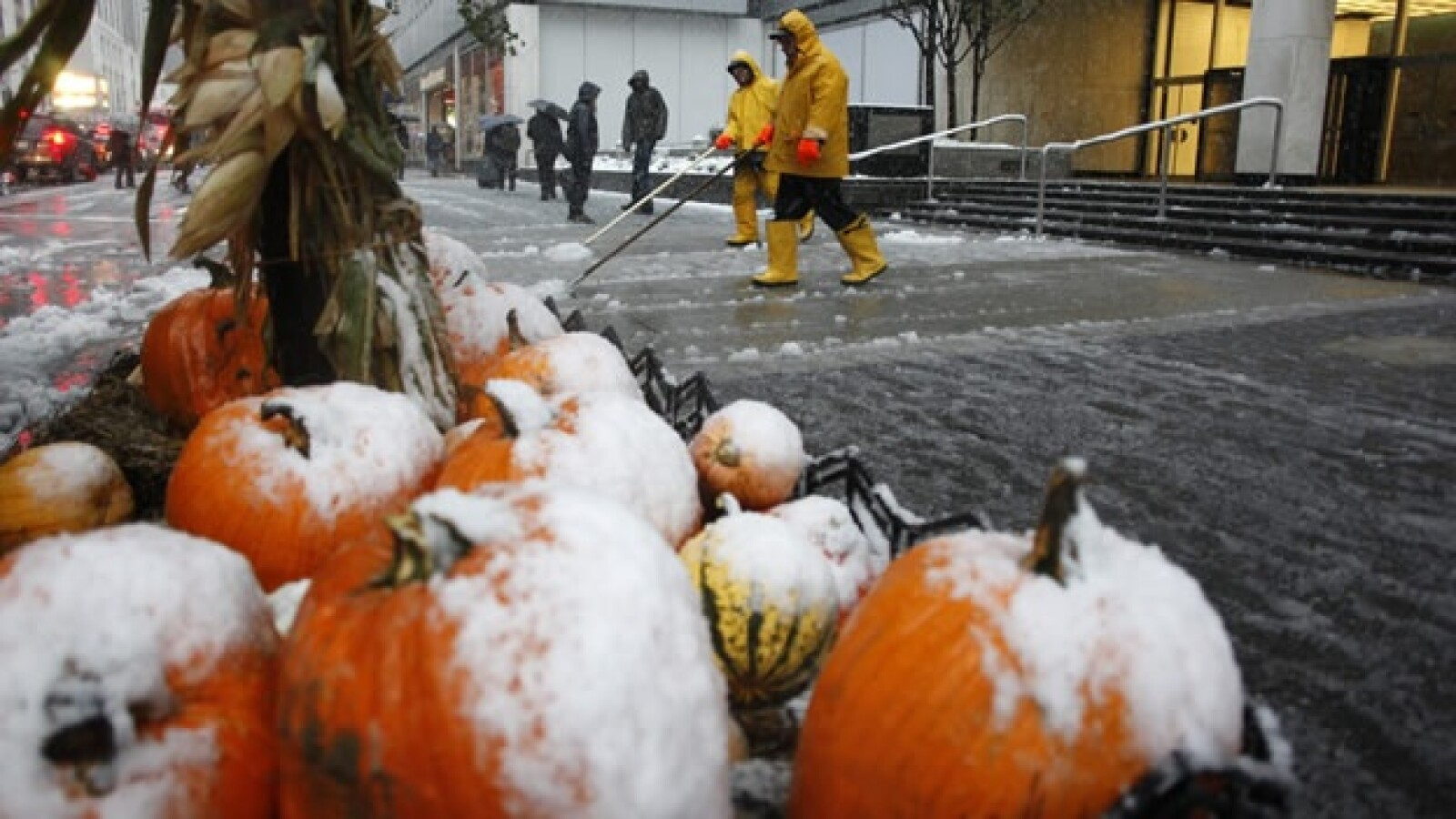 Tormenta nieve Estados Unidos