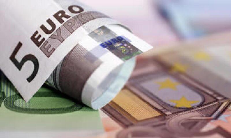 Morgan Stanley recortó su pronóstico para el euro, al prever que la moneda declinará a 1.30 dólares a fin de año. (Foto: Photos to Go)