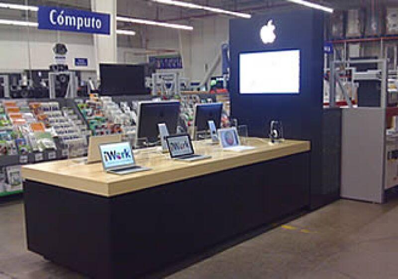 El club de precios será el primero en su tipo en contar con las tiendas de Apple.  (Foto: Cortesía)