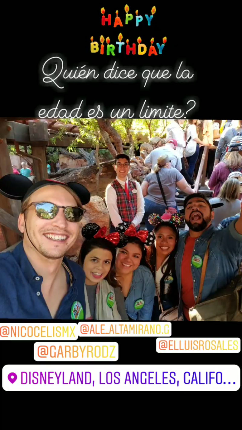 Yalitza en Disney