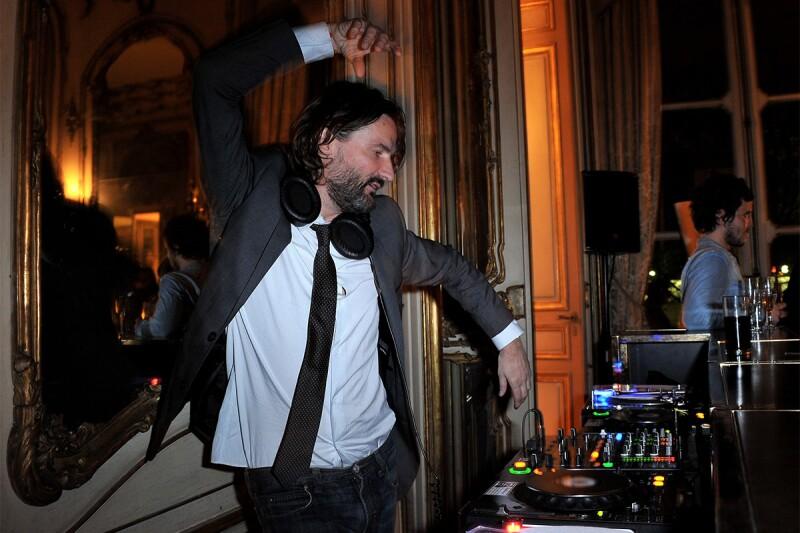 Frédéric Beigbeder DJ