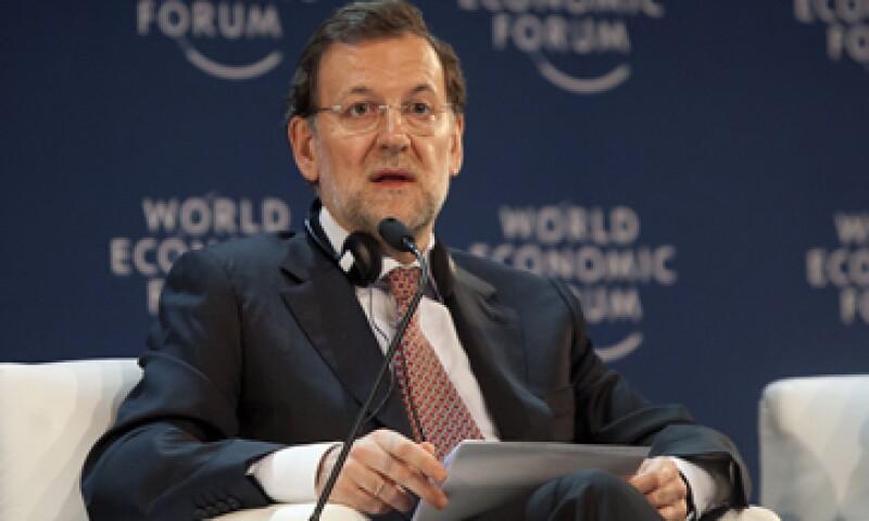 Mariano Rajoy descartó que la situación de la banca española tenga un impacto negativo en las subsidiarias de América Latina. (Foto: AP)