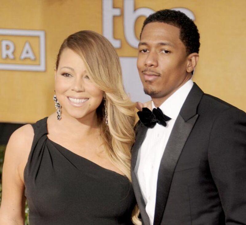 Mariah y Nick se separaron en 2014 tras siete años de matrimonio y dos hijos en común.