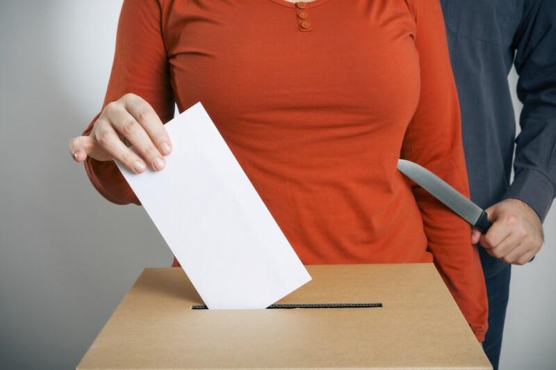 Según el Semáforo Delictivo, ocho de las 14 entidades con elecciones el 5 de junio presentan al menos dos 'focos' rojos.