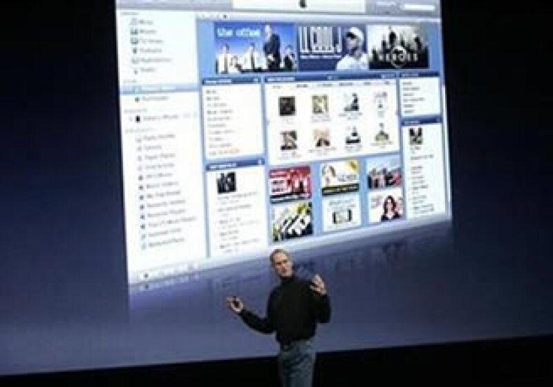 El servicio de iTunes, creado por Steve Jobs, revolucionó la manera de vender música a los consumidores. (Foto: Reuters)