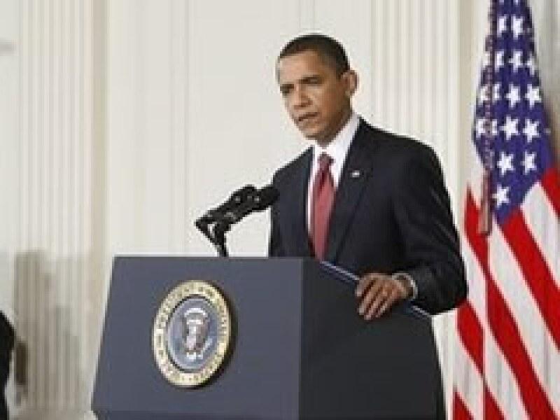 Obama pidió paciencia para superar la crisis. (Foto: AP)