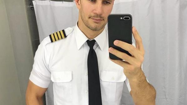 Piloto sexy