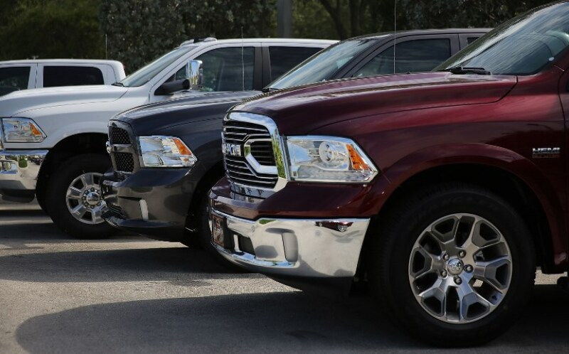 U.S. Charges Fiat Chrysler With Cheating On Emissions Controls
