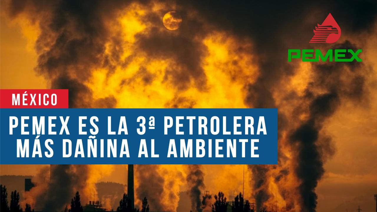 Los recursos energéticos, el tendón de Aquiles de México