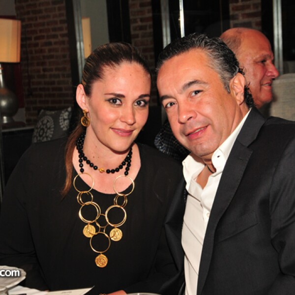 Tess Contreras y Javier Gonzáles