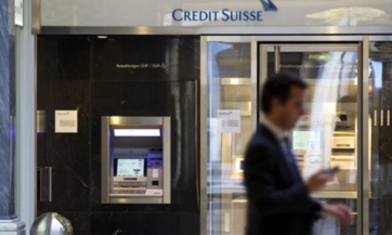 Credit Suisse ha dicho que está cooperando con las autoridades en la investigación. (Foto: Archivo)