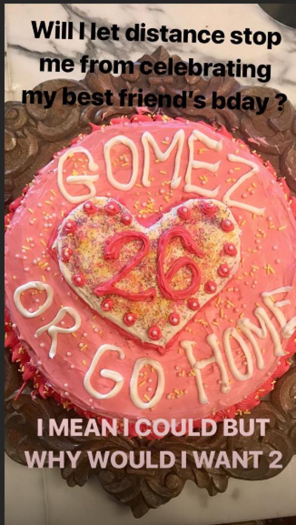 pastel para Selena