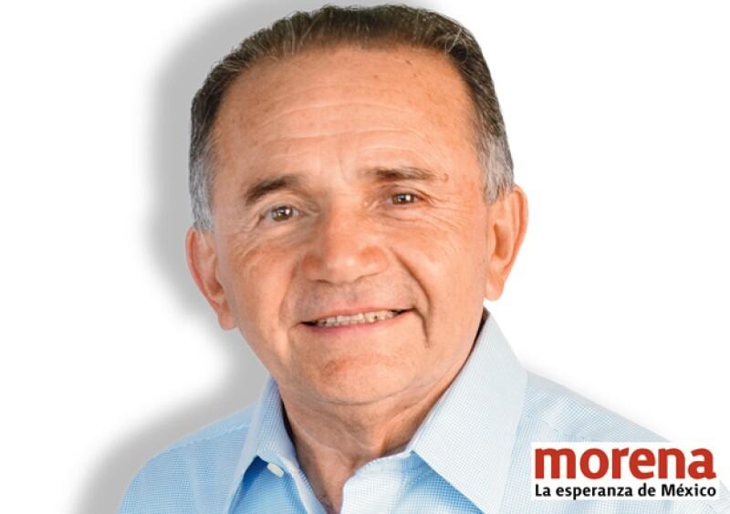 José Luis Pech González.