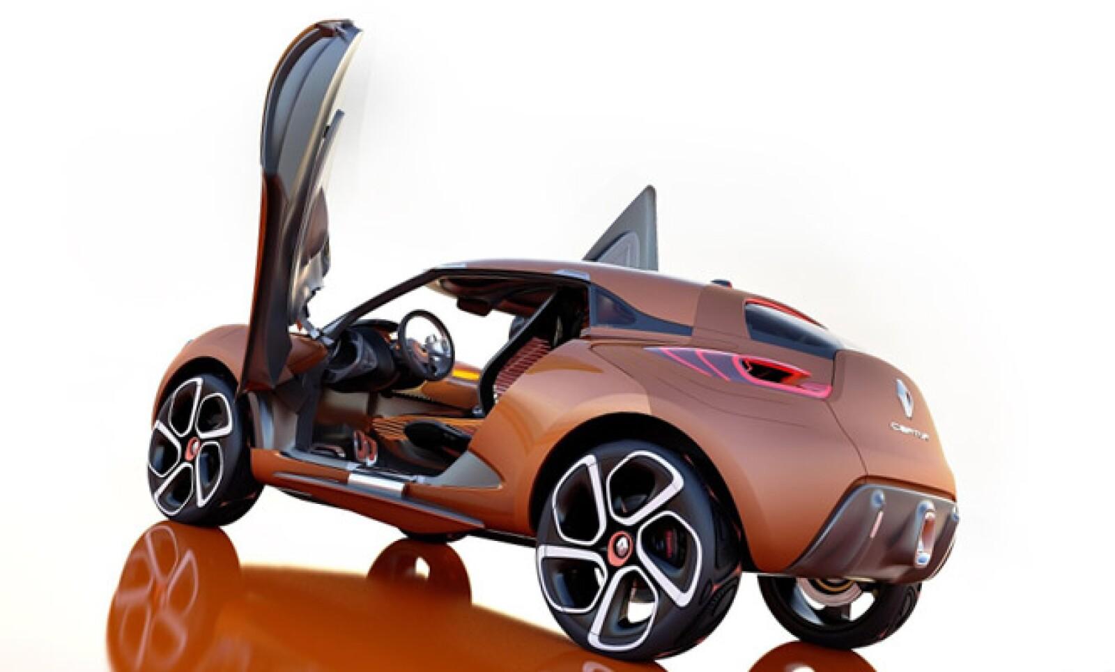 La empresa no reveló si el vehículo entrará a producción en un futuro cercano.