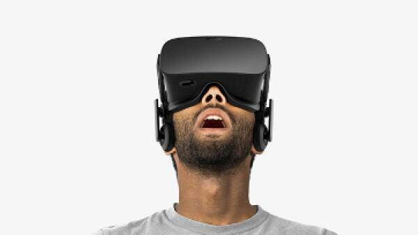 El Oculus Rift fue fondeado inicialmente para su desarrollo en 2012 a través de la plataforma Kickstarter. (Foto: Oculus VR )