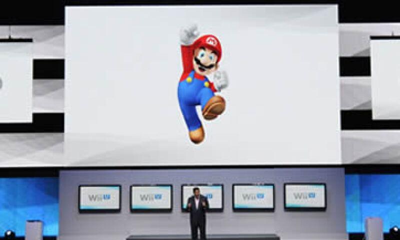 Entre los títulos anunciados está el juego New Super Mario Bros. U (Foto: Reuters)