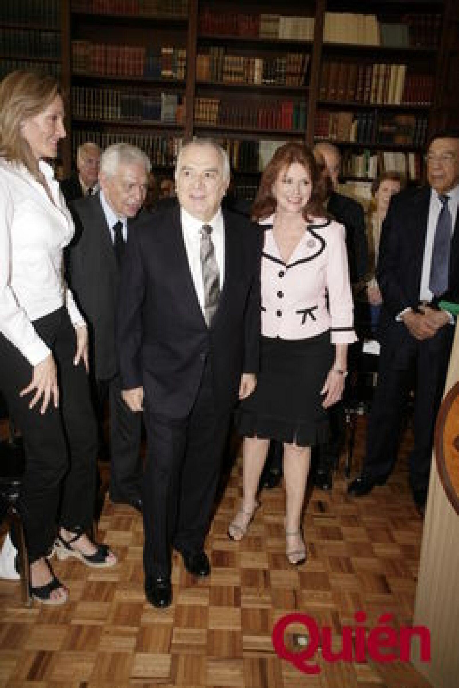 Miguel de la Madrid, Christiane Magnani