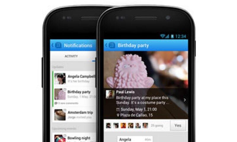 Las red social suma 15 millones de usuarios en España, su mercado más maduro.  (Foto tomada de Corporate.tuenti.com)